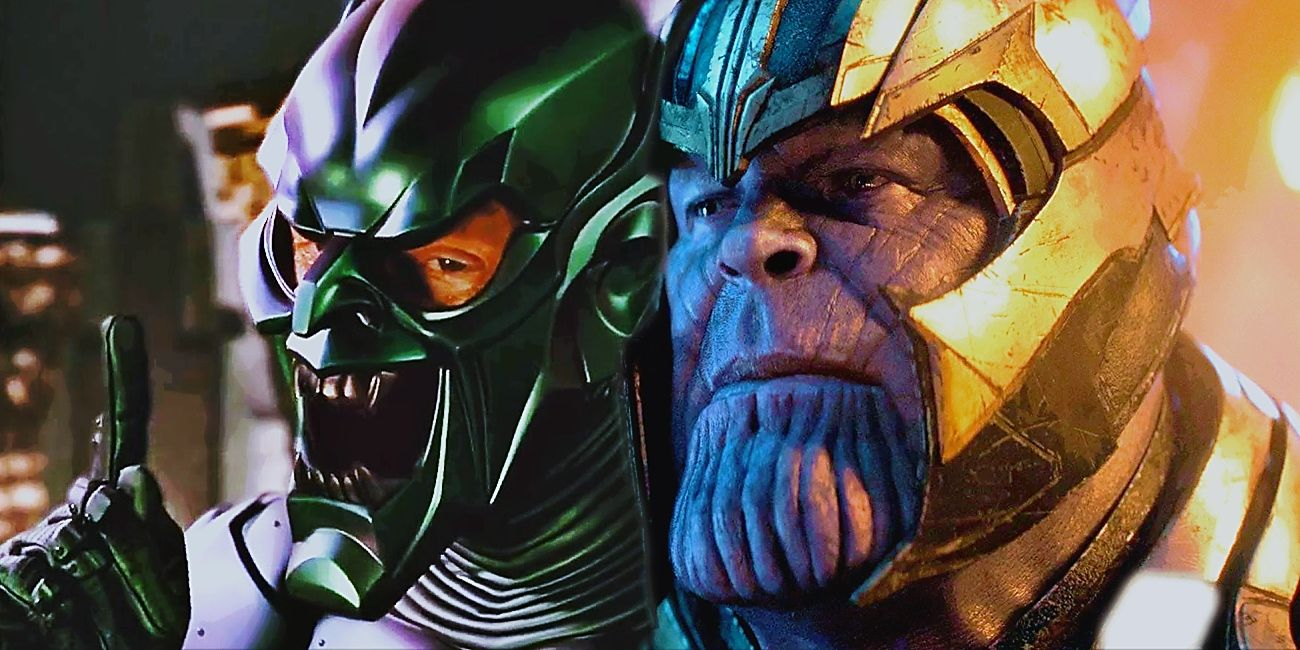 Green Goblin Tries The Thanos Snap, Fails Horribly ...