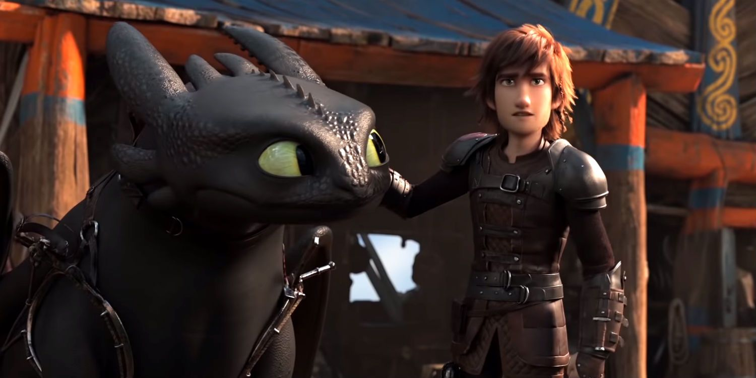 How Old is Hiccup in How To Train Your Dragon 3? | Screen Rant