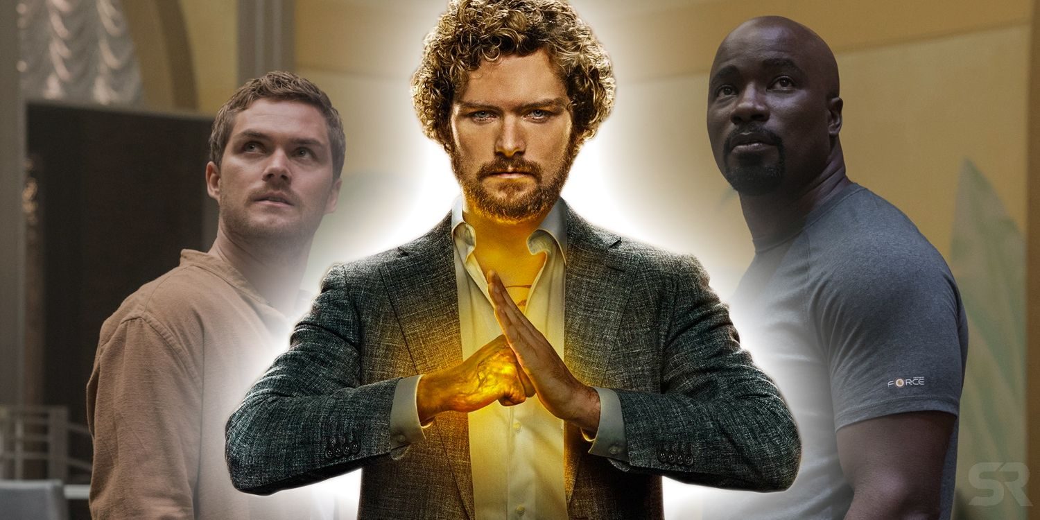 Marvel All Set To Reboot Iron Fist And Luke Cage For The Fans
