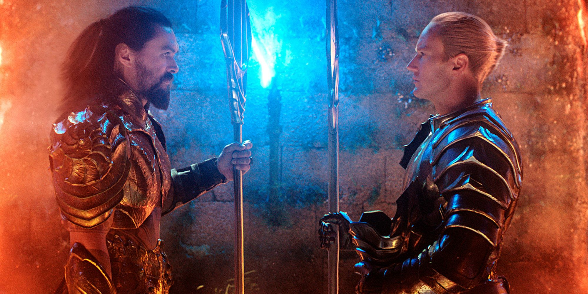 Aquaman Movie Images Offer First Look At King Orm Vulko