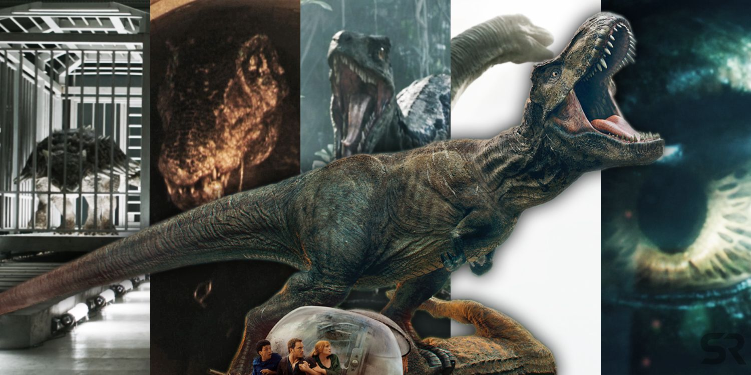 Jurassic World 2 The Complete Dinosaurs Guide Screenrant