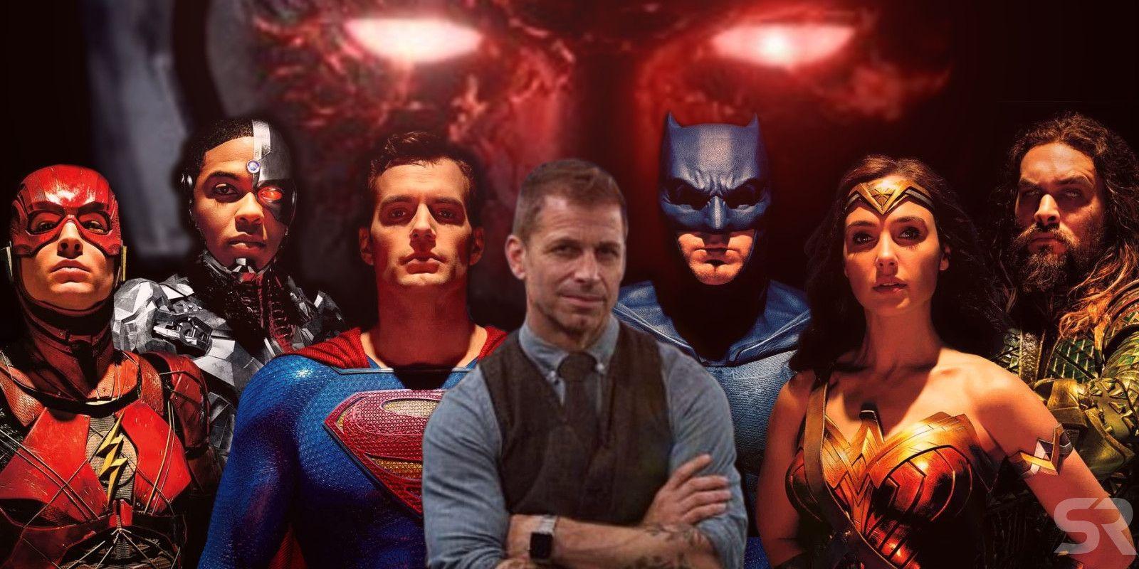 Zack Snyder Reveals Part of Justice League's Original Ending