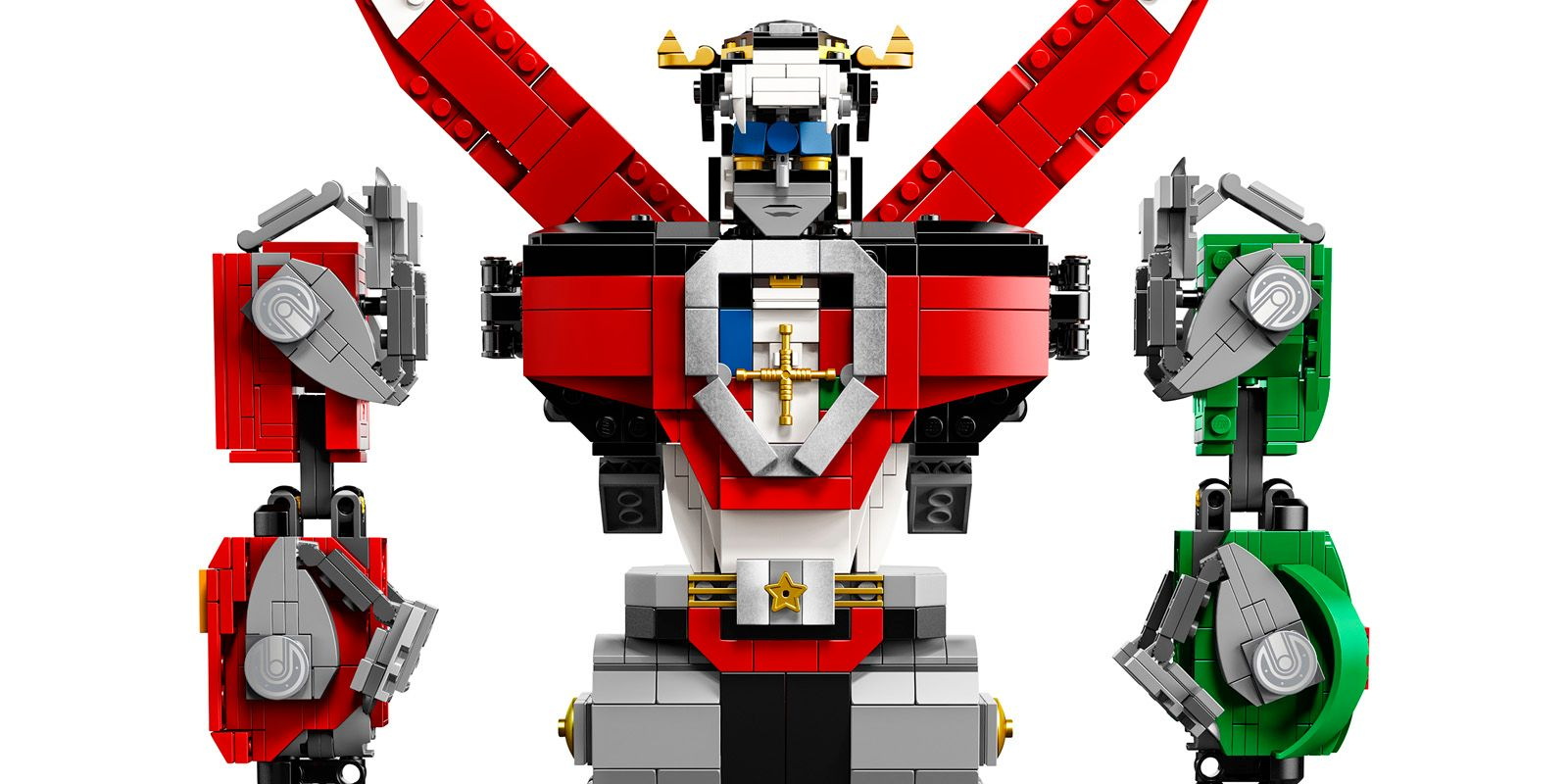 Voltron: Legendary Defender Is The Must-Have LEGO Set Of 2018