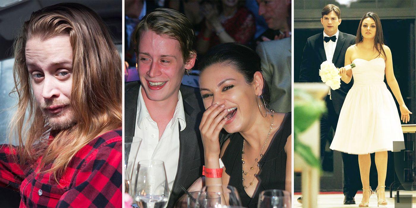 16 Crazy Secrets Behind Macaulay Culkin And Mila Kunis