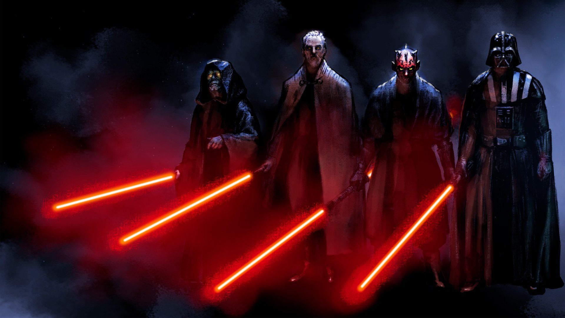 Star Wars 9 Theory Palpatine Created The Chosen One Prophecy