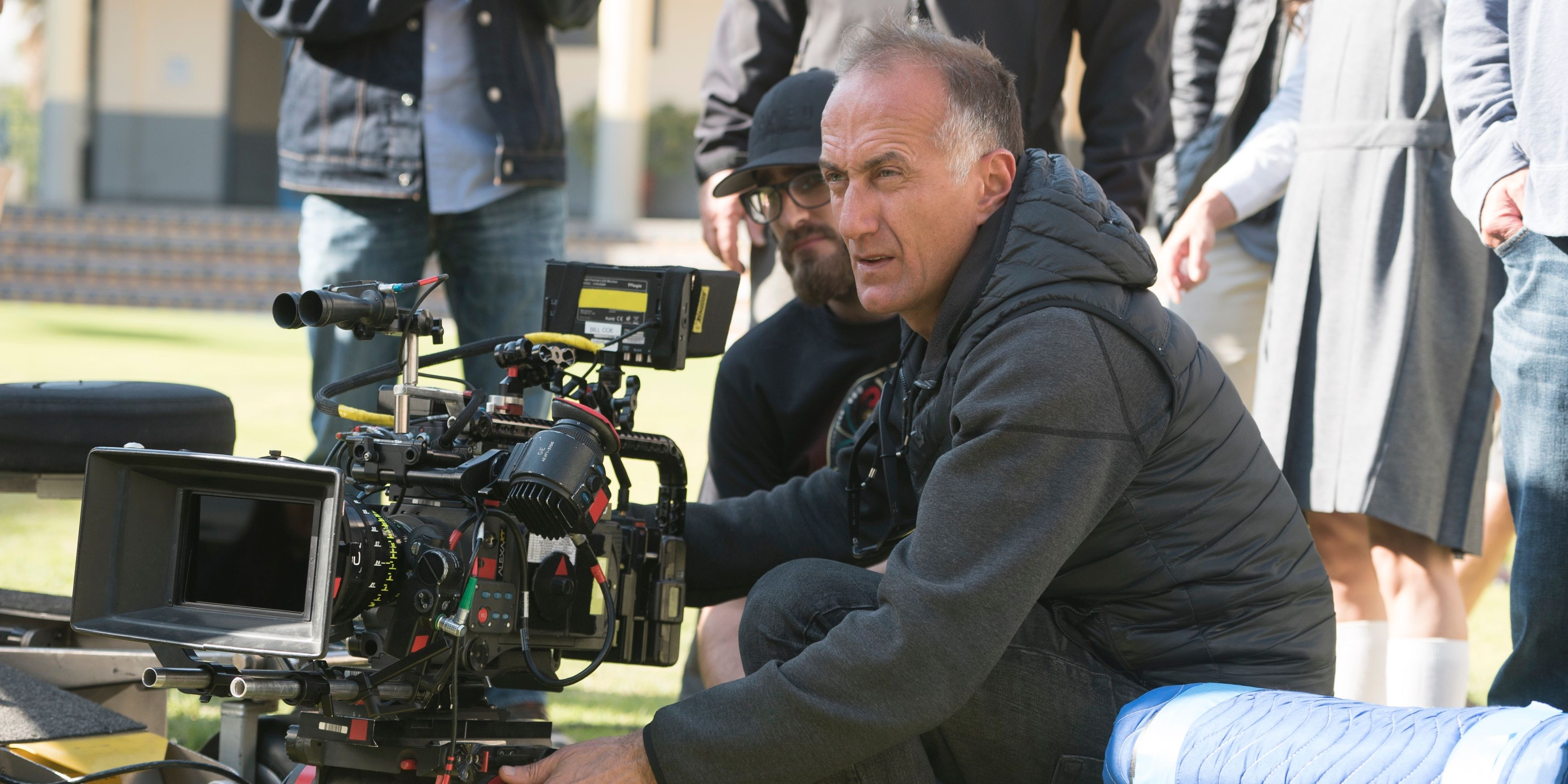 Sicario: Day of the Soldado – Director Stefano Sollima Interview