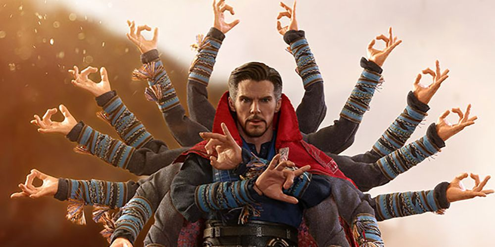 Image result for dr. strange clone