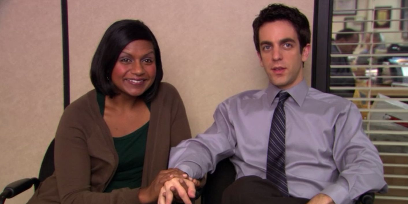 The Office: 10 Of The Funniest Fights Between Kelly And Ryan