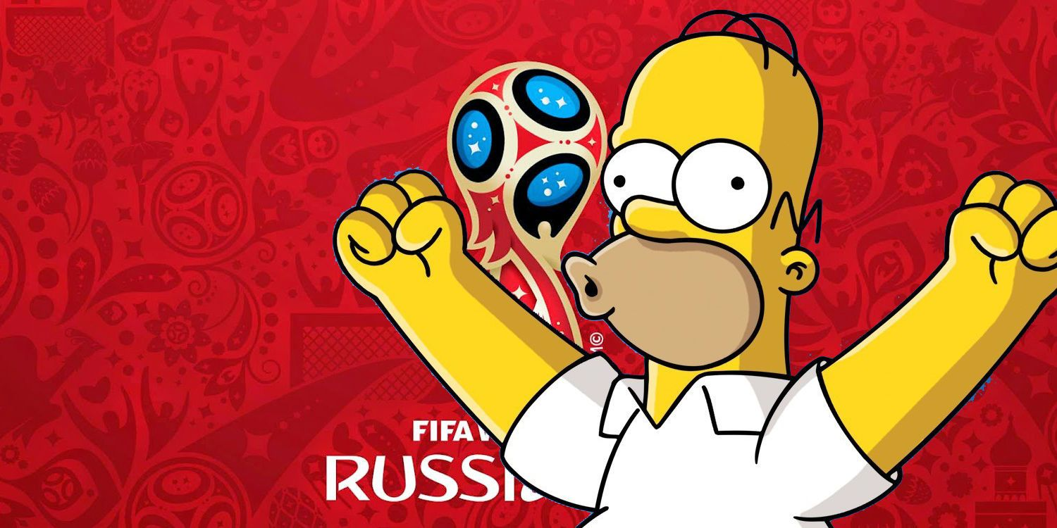 the simpsons almost predicted the world cup 2018 final game