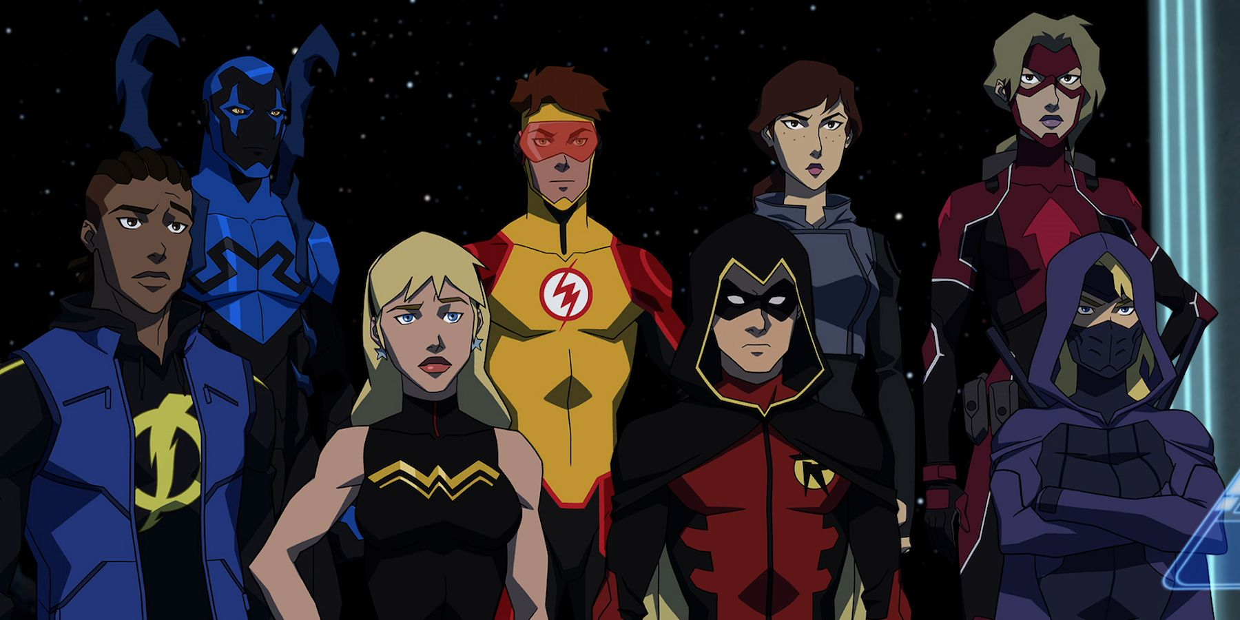 Young Justice: Outsiders Debuting In 2019 | ScreenRant