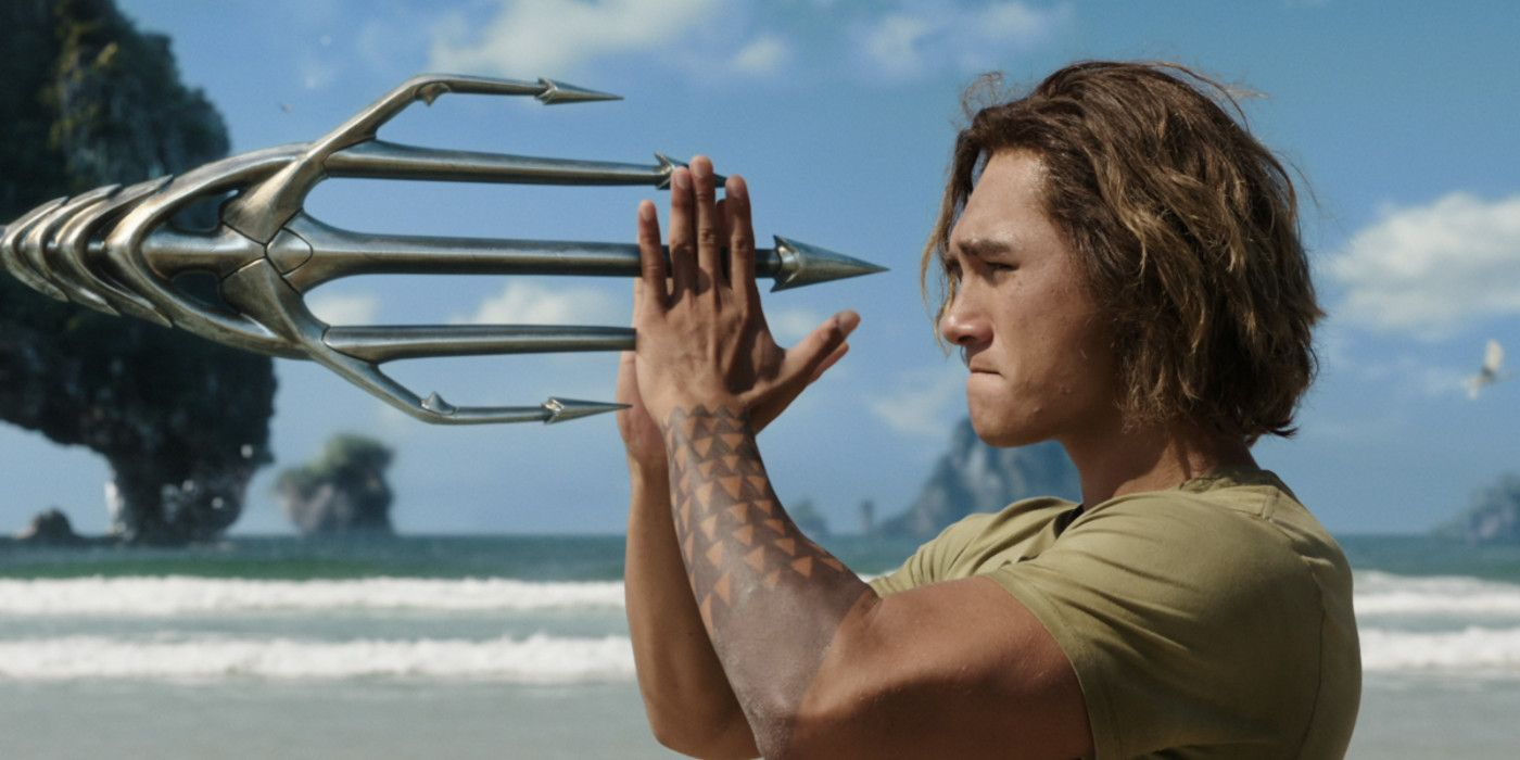 Aquaman: Young Arthur Curry Flashback Scene Details Revealed