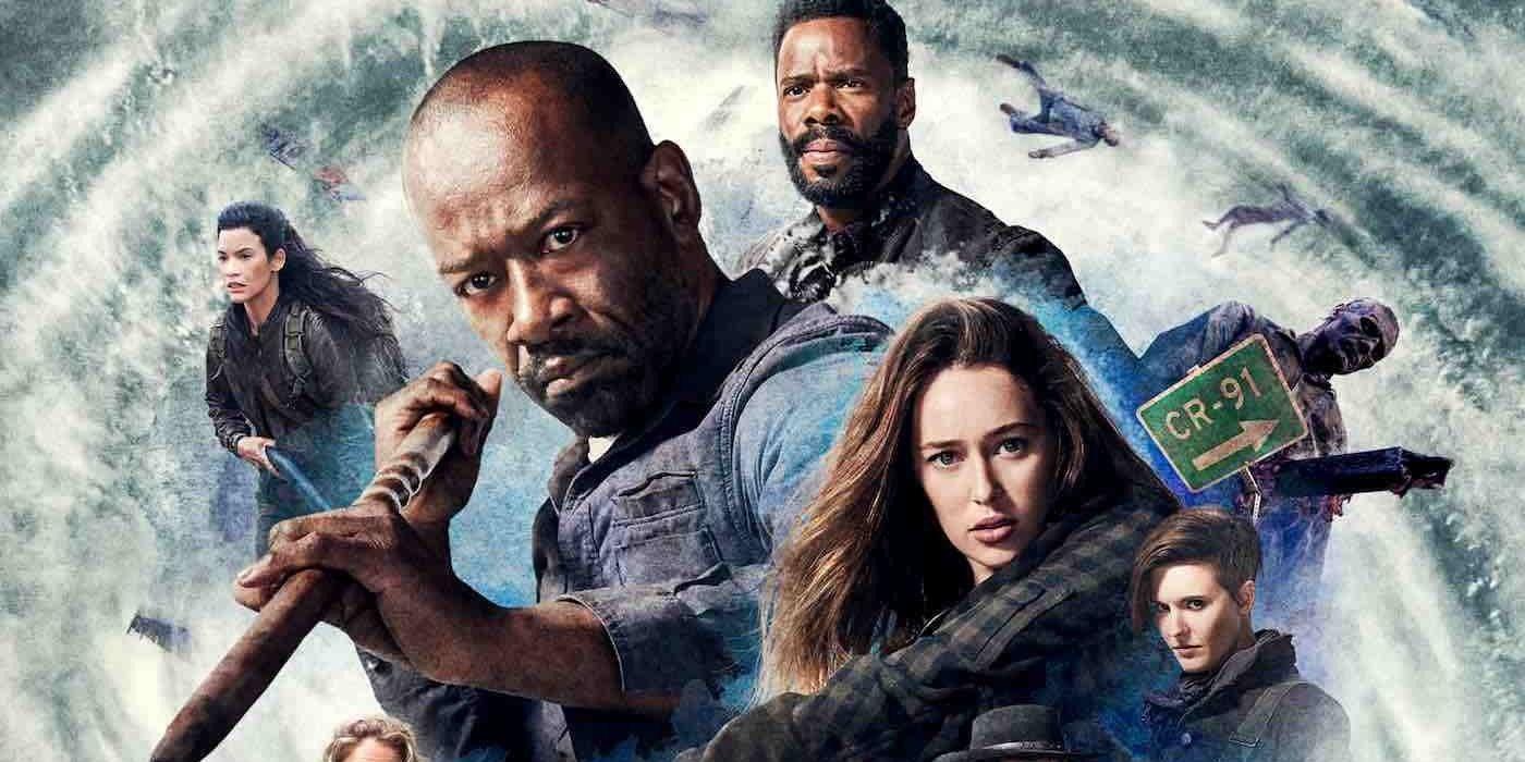 The Walking Dead: Fear The Walking Dead Season 4B Poster Is Missing Madison