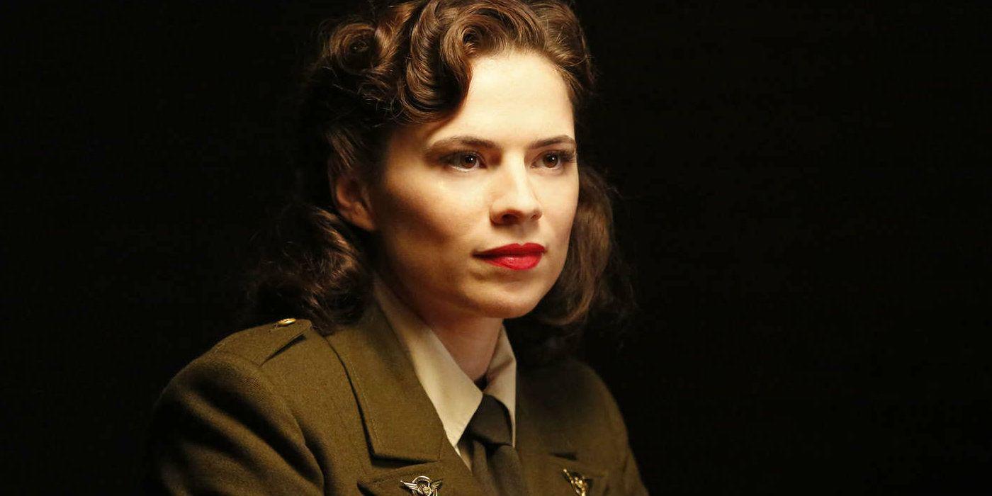 Captain America Peggy Niece