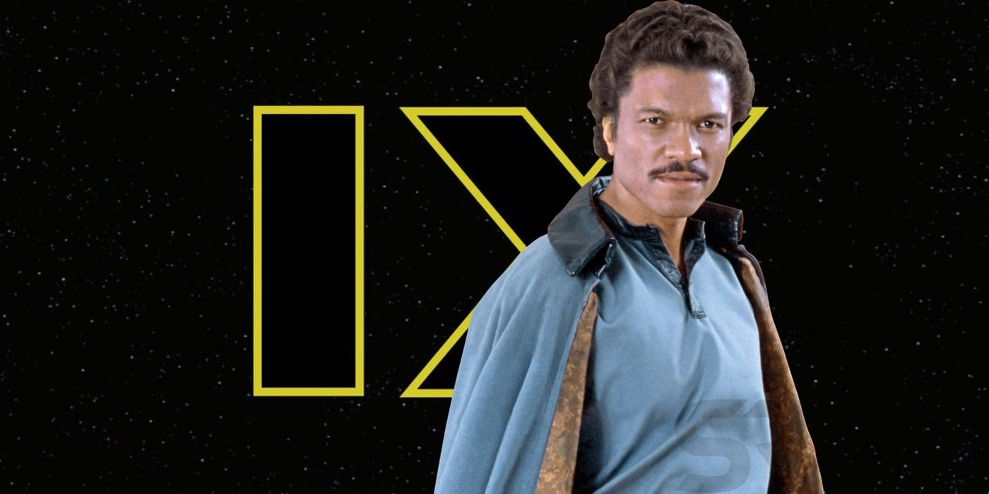 Lando no Episódio IX de Star Wars