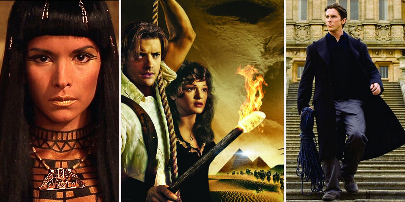 20 Crazy Details Behind The Making Of The Mummy Movies