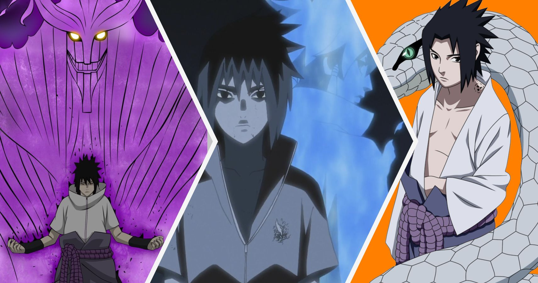 Naruto: 31 Crazy Things About Sasuke's Body | ScreenRant