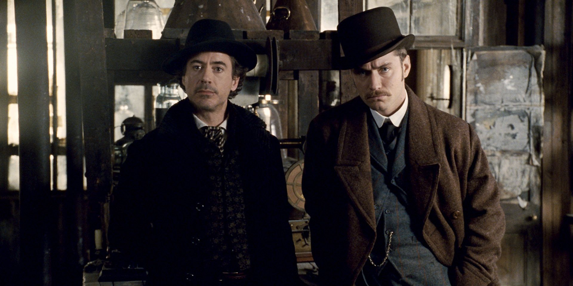 Sherlock Holmes 3 Reportedly Takes Place in Old West San Francisco