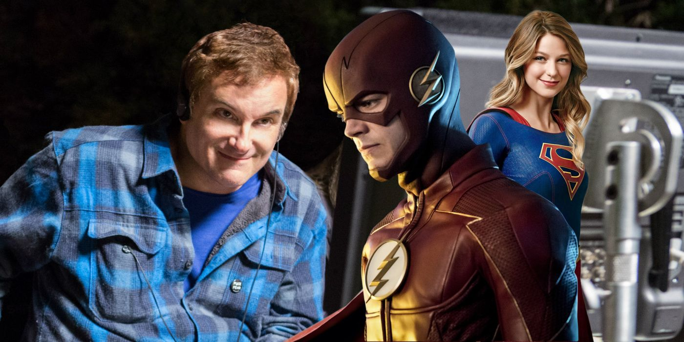 shane black wants to direct supergirl amp the flash screenrant