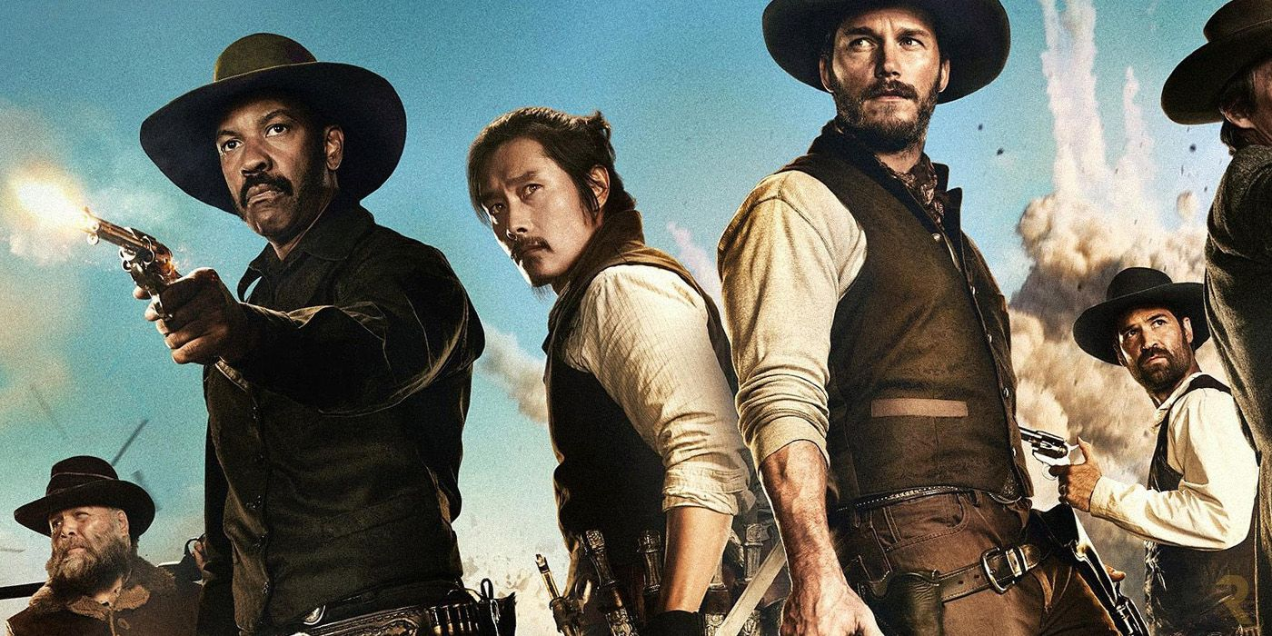 The Magnificent Seven (1960) Movie Review for Parents
