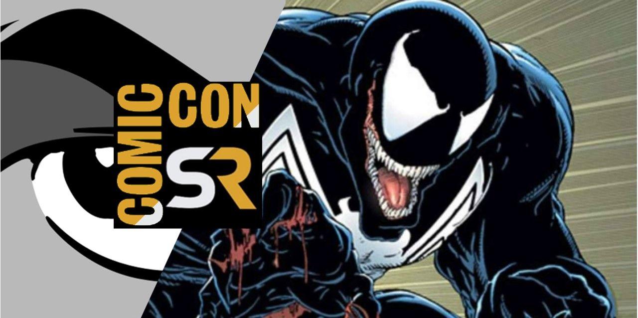 Tom Hardys Venom Movie Costume Doesnt Have Spider Man Symbol