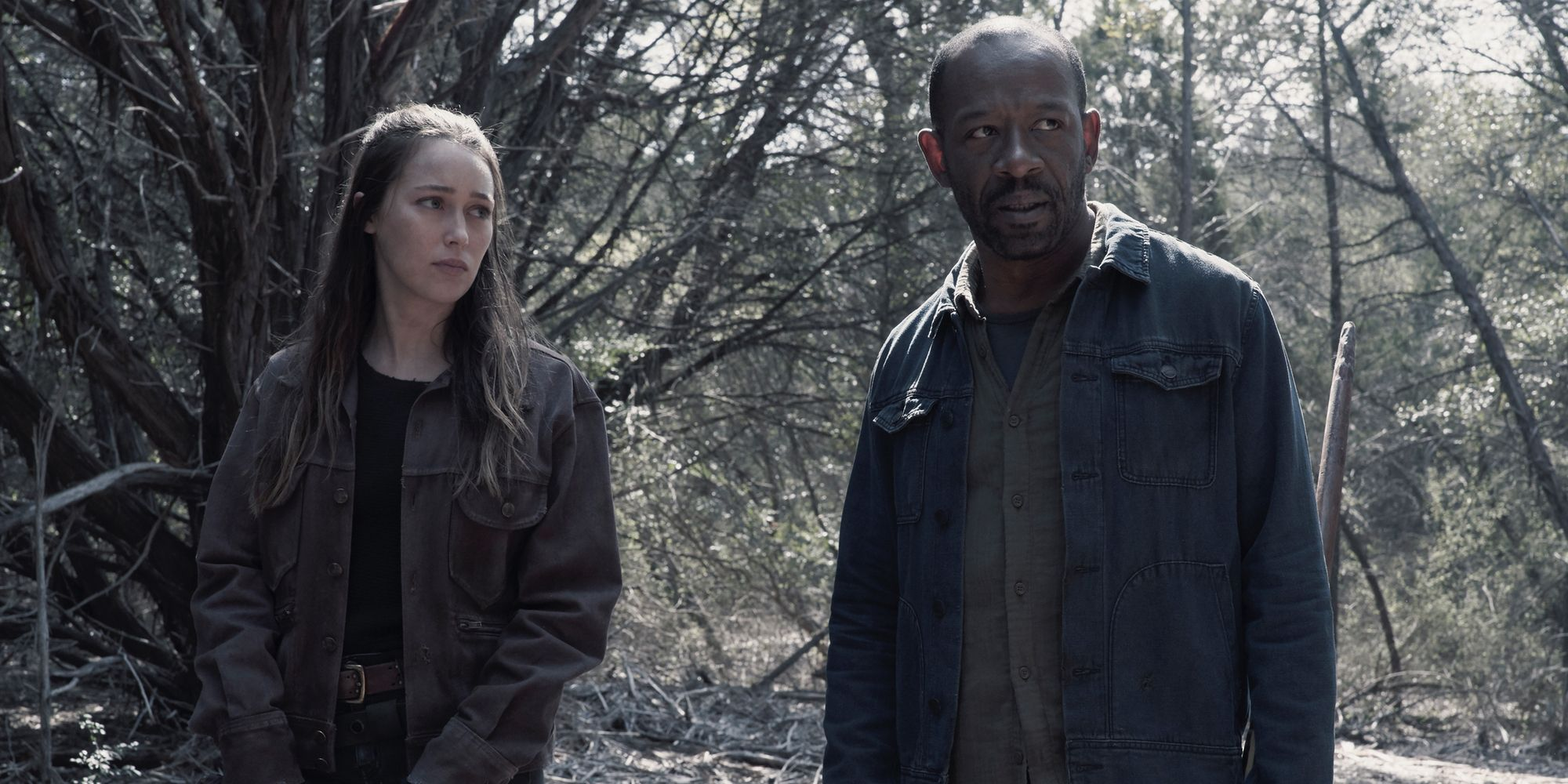 TV and Movie News Fear The Walking Dead 4B Premiere Review