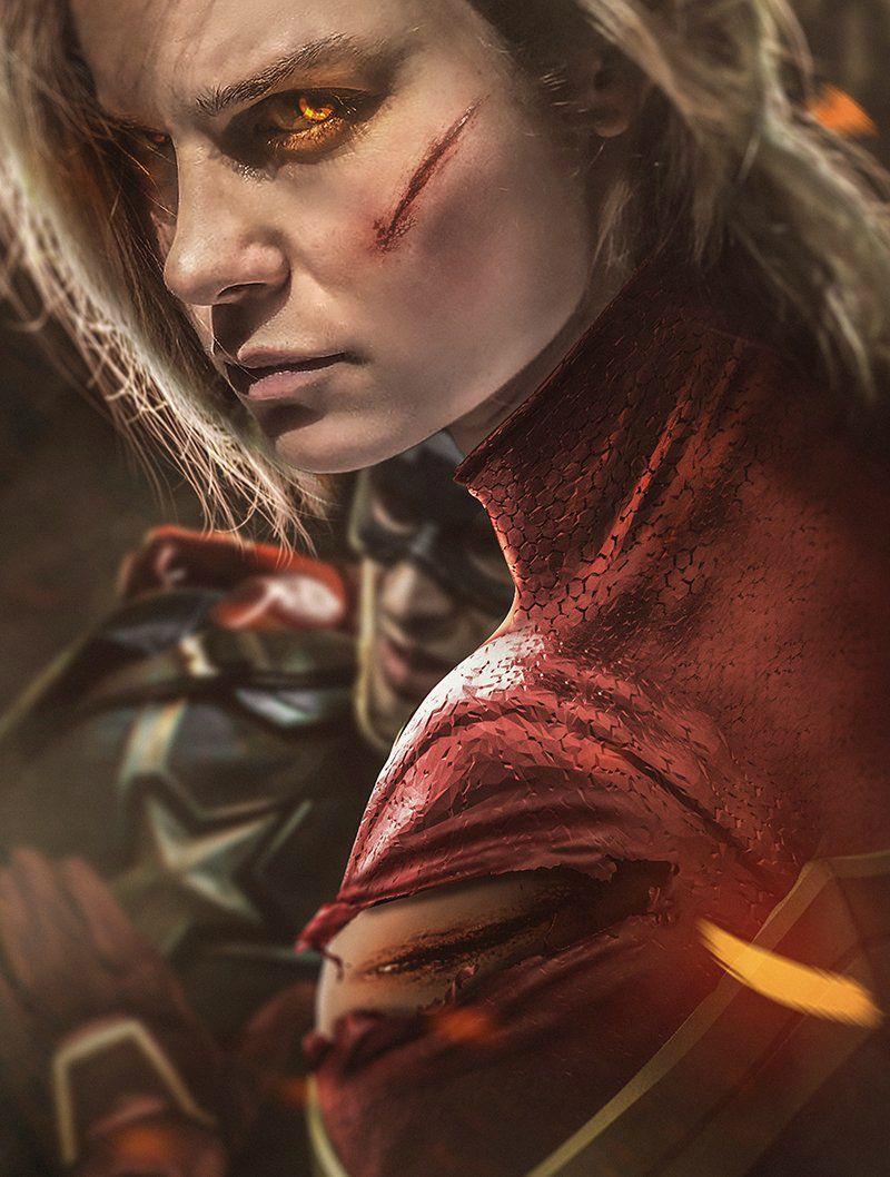 Avengers-4-Vengeful-Captain-Marvel-Brie-