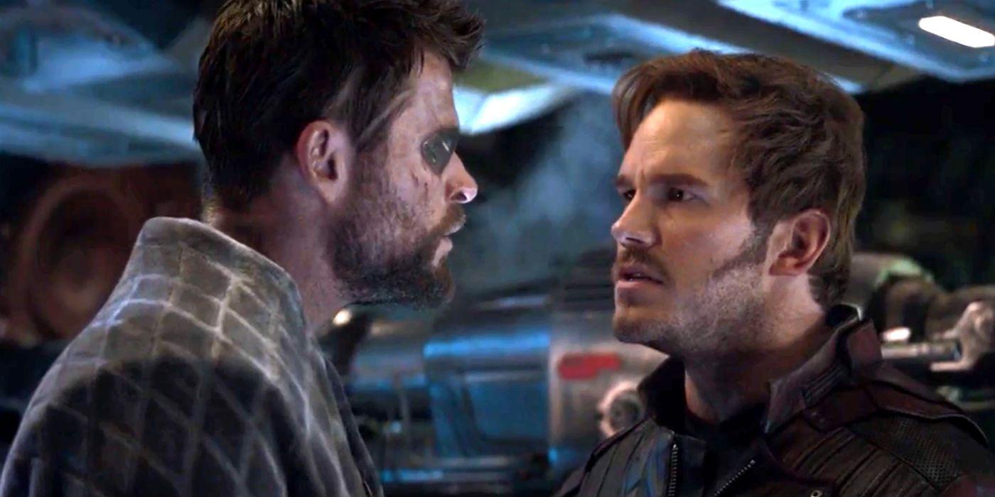 Thor 4 First Set Photos Reveal Chris Hemsworth's Love & Thunder Costume