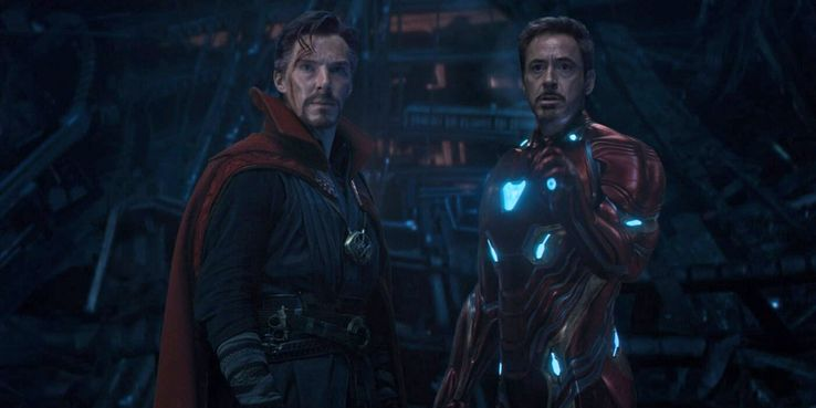Infinity War And Endgame Moments That Made Doctor Strange