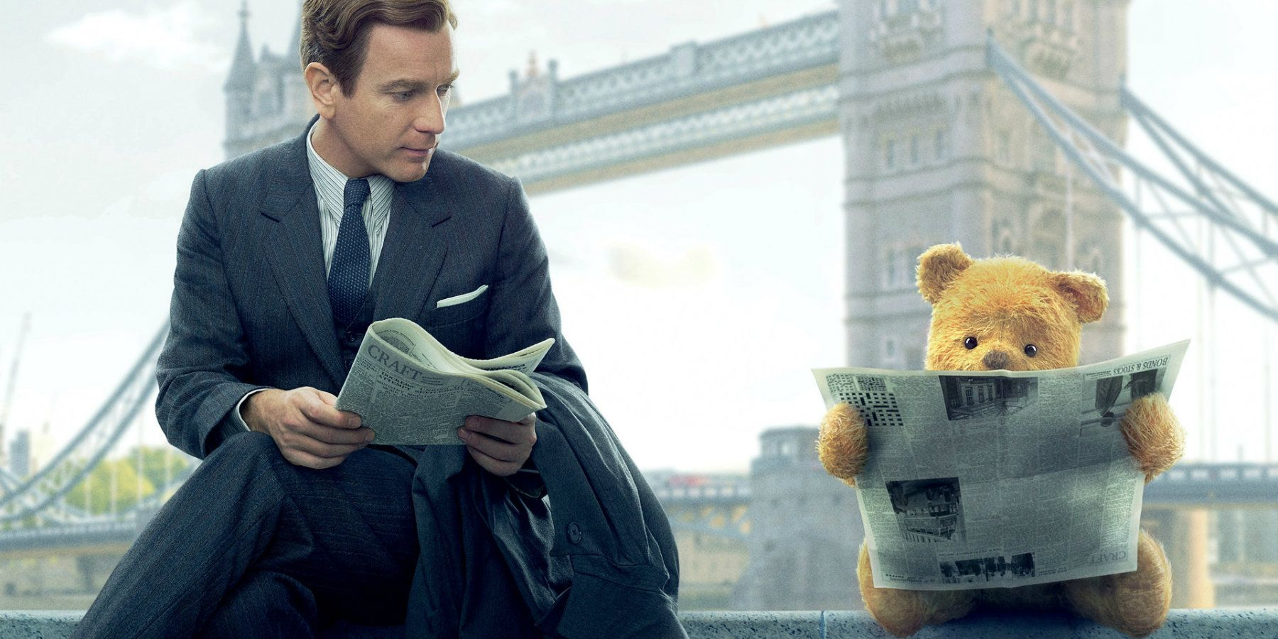 Image result for christopher robin 2018