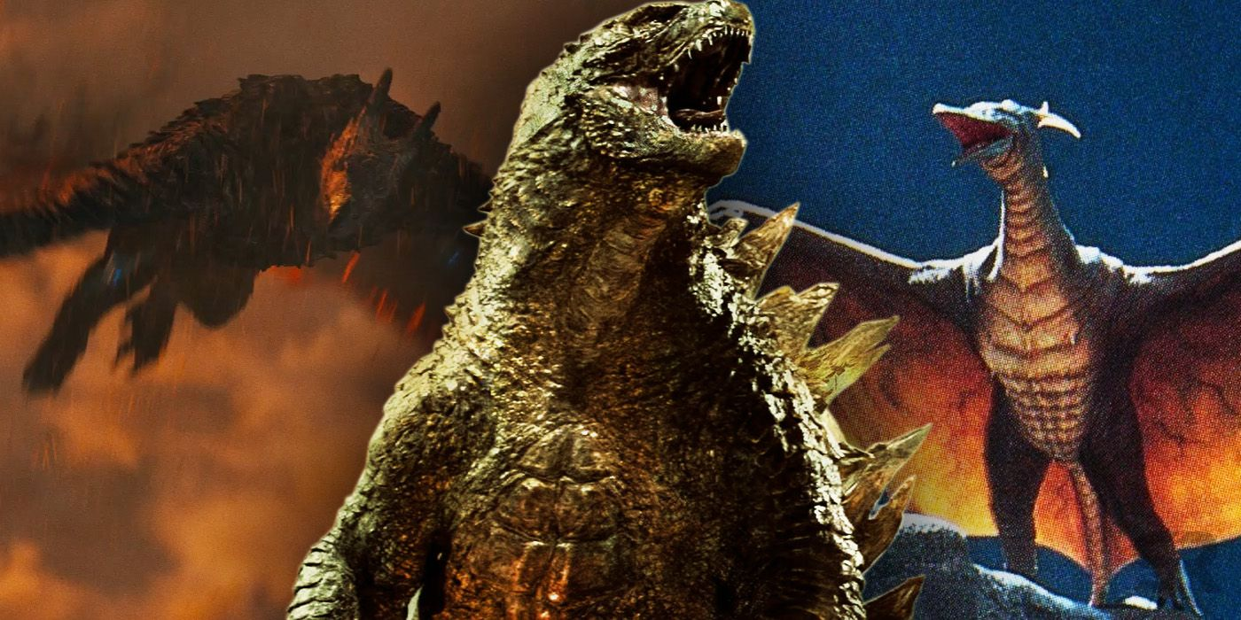 how godzilla originally beat rodan what could happen in king of