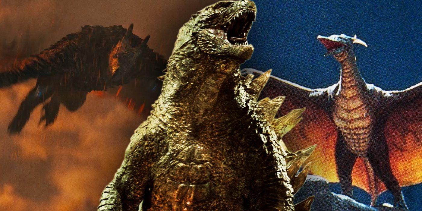 Skull Island Teaser Reveals King Kong Remake At Comic Con: Rodan Explained Godzilla 2 Monster Origin Amp Powers