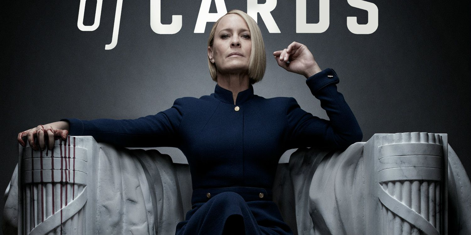 House Of Cards Final Season Poster Reveals November Premiere Date
