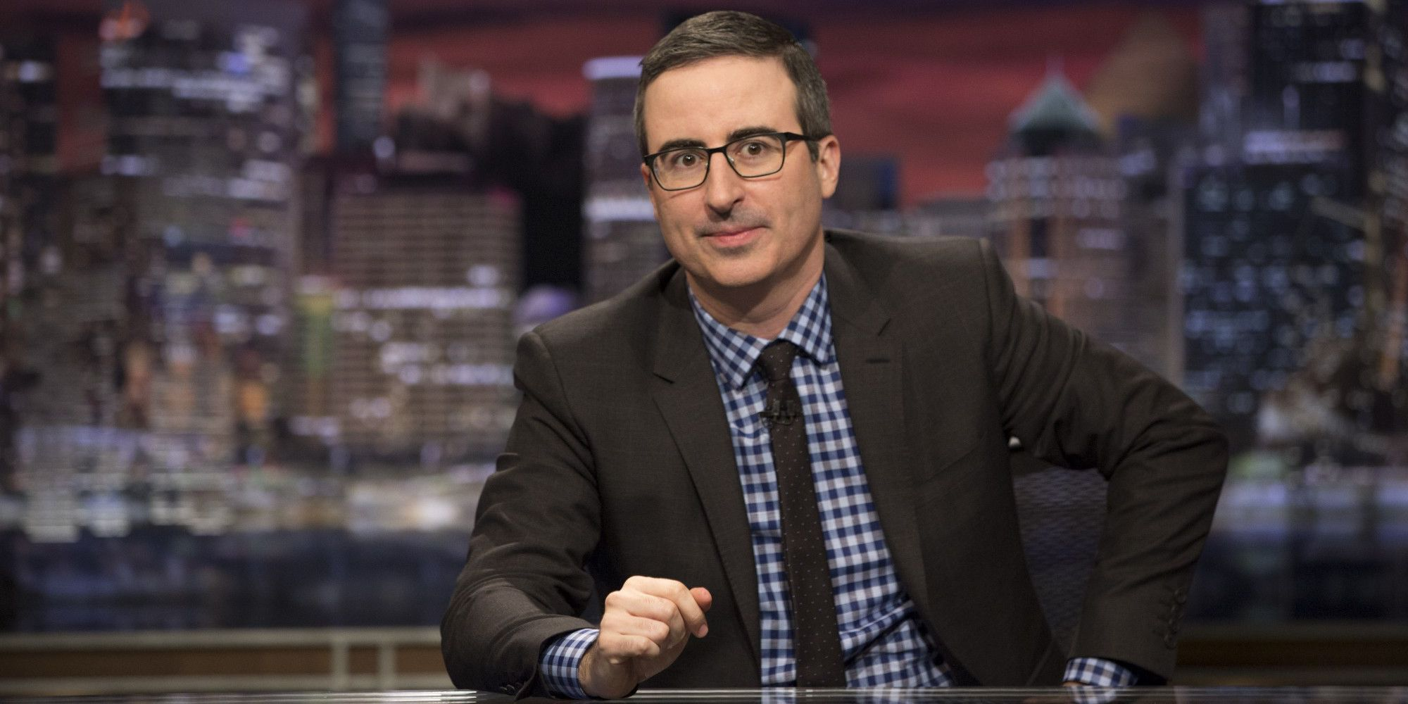 Last Week Tonight with John Oliver Gets 2019 Return Date