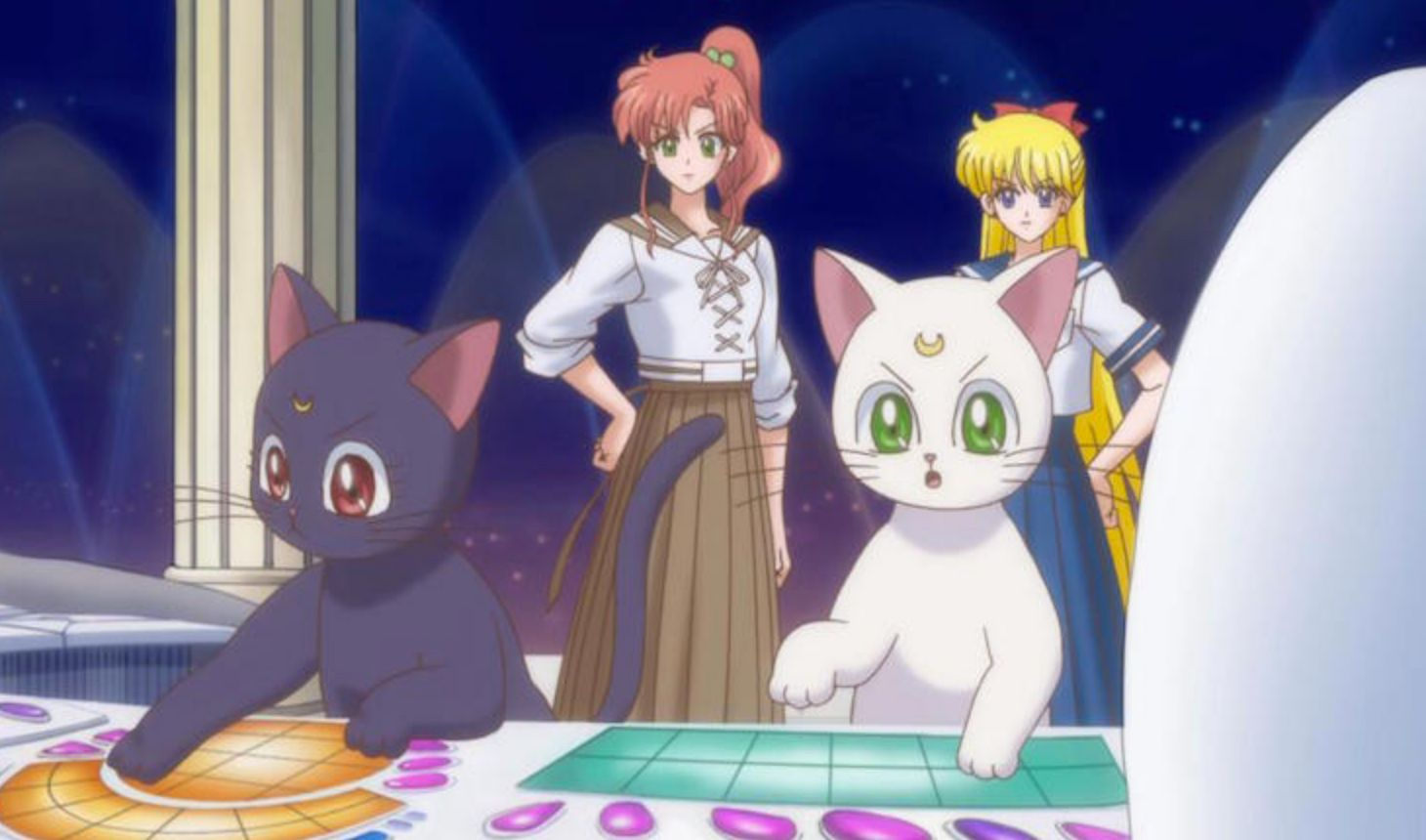 Sailor Moon 21 Things About Artemis And Luna That Make No Sense