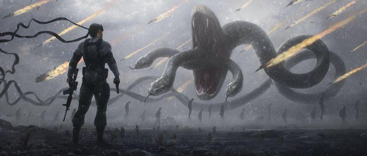 Metal Gear Solid Movie All Of Jordan Vogt Roberts Concept Art