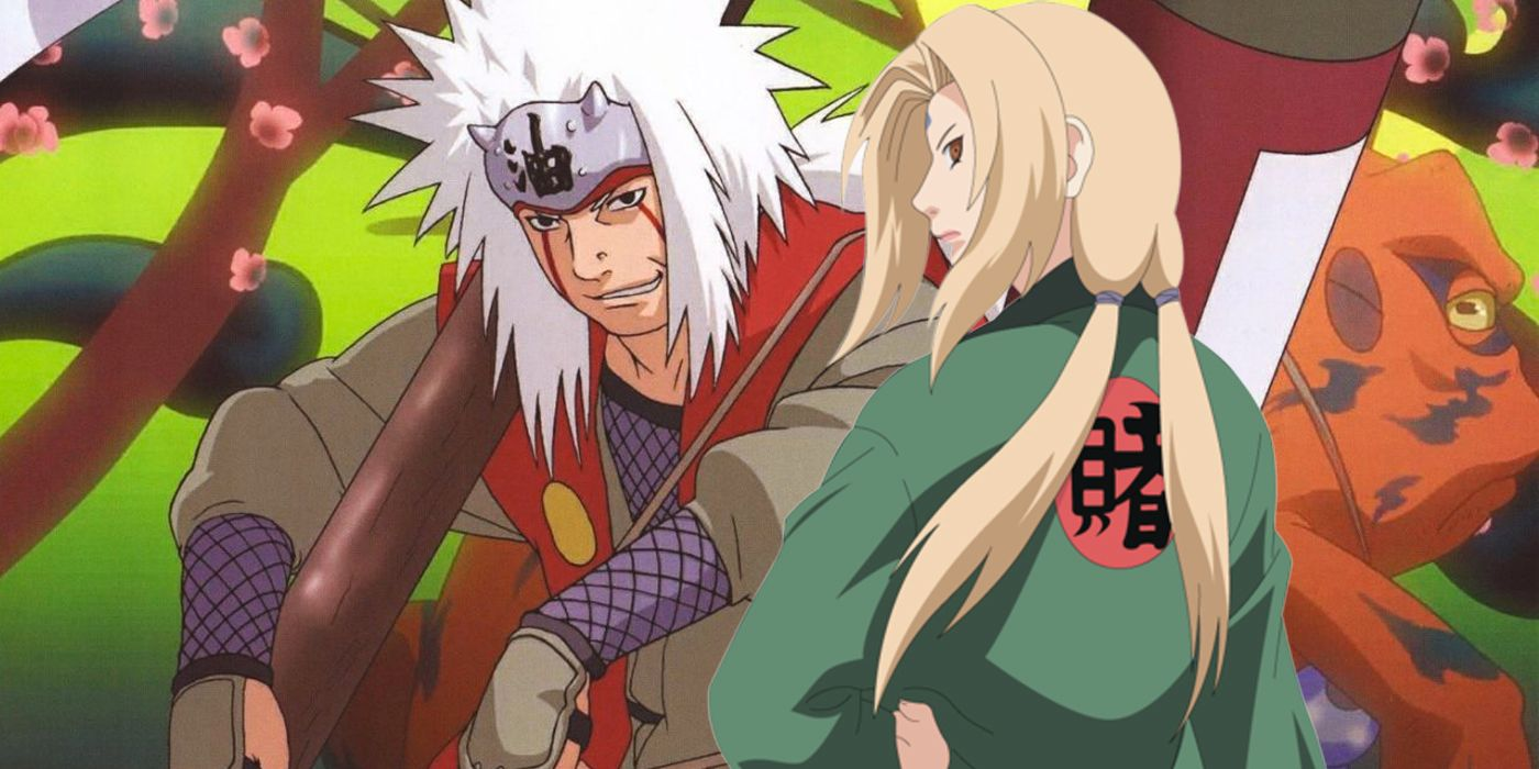 Naruto: 25 Things Only True Fans Know About Jiraiya and Tsunade's