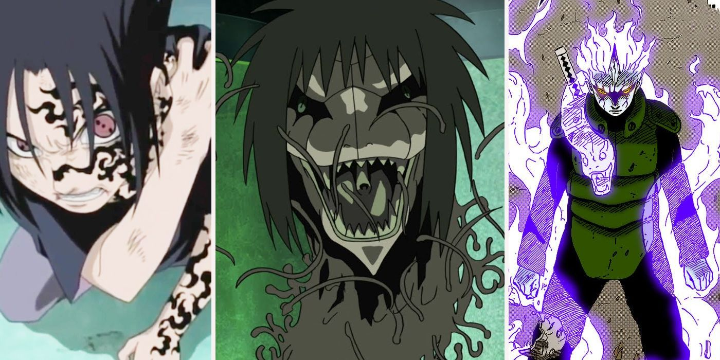 Naruto: 25 Crazy Things About Orochimaru's Body | ScreenRant