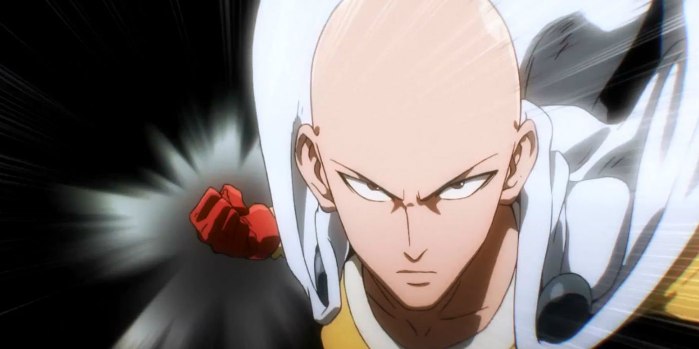 One Punch Man Season 2 Gets 2019 Premiere Official Synopsis