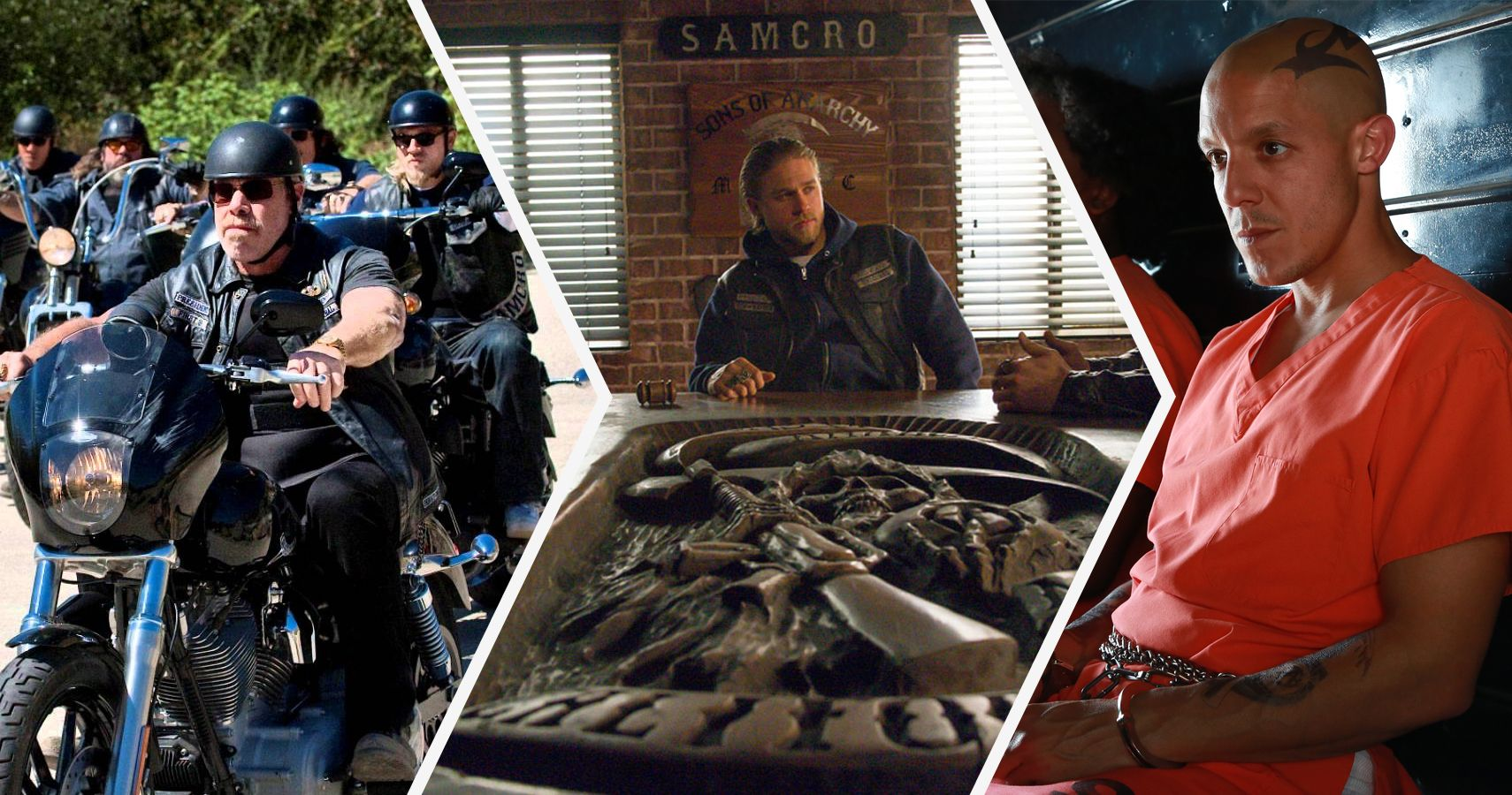 Sons Of Anarchy: 18 Rules SAMCRO Members Are Forced To Obey