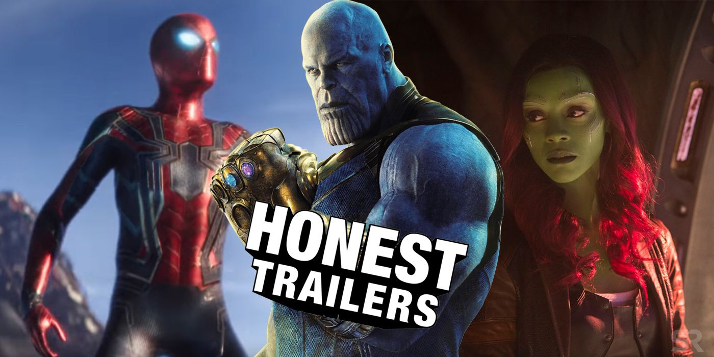This Lebron James Avengers Infinity War Trailer Is: Avengers: Infinity War Honest Trailer Is FULL Of Spoilers