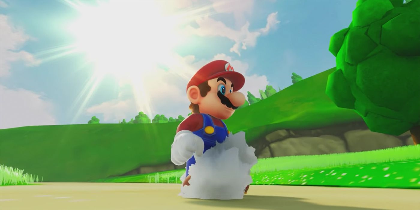 Super Mario 64 Gets Stunning Unreal Engine 4 Remake | Screen