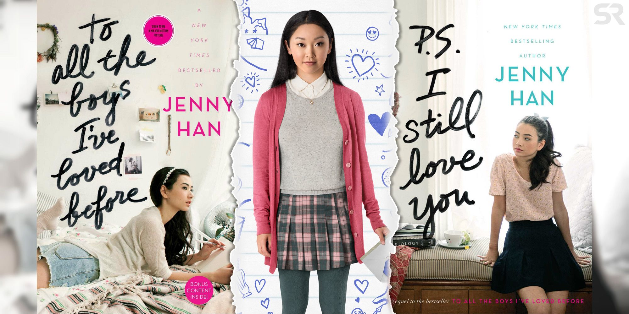 To All The Boy I Loved Before Film Deutsch