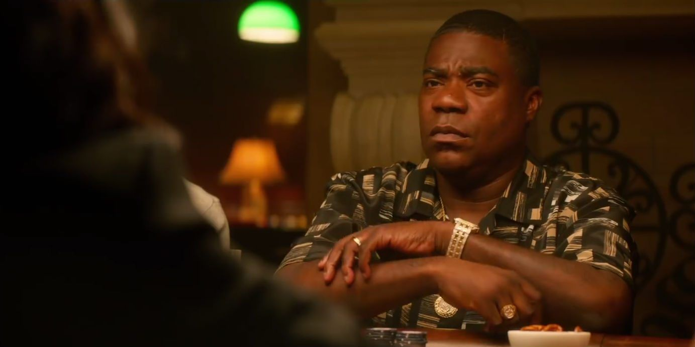 Tracy Morgan Interview: What Men Want