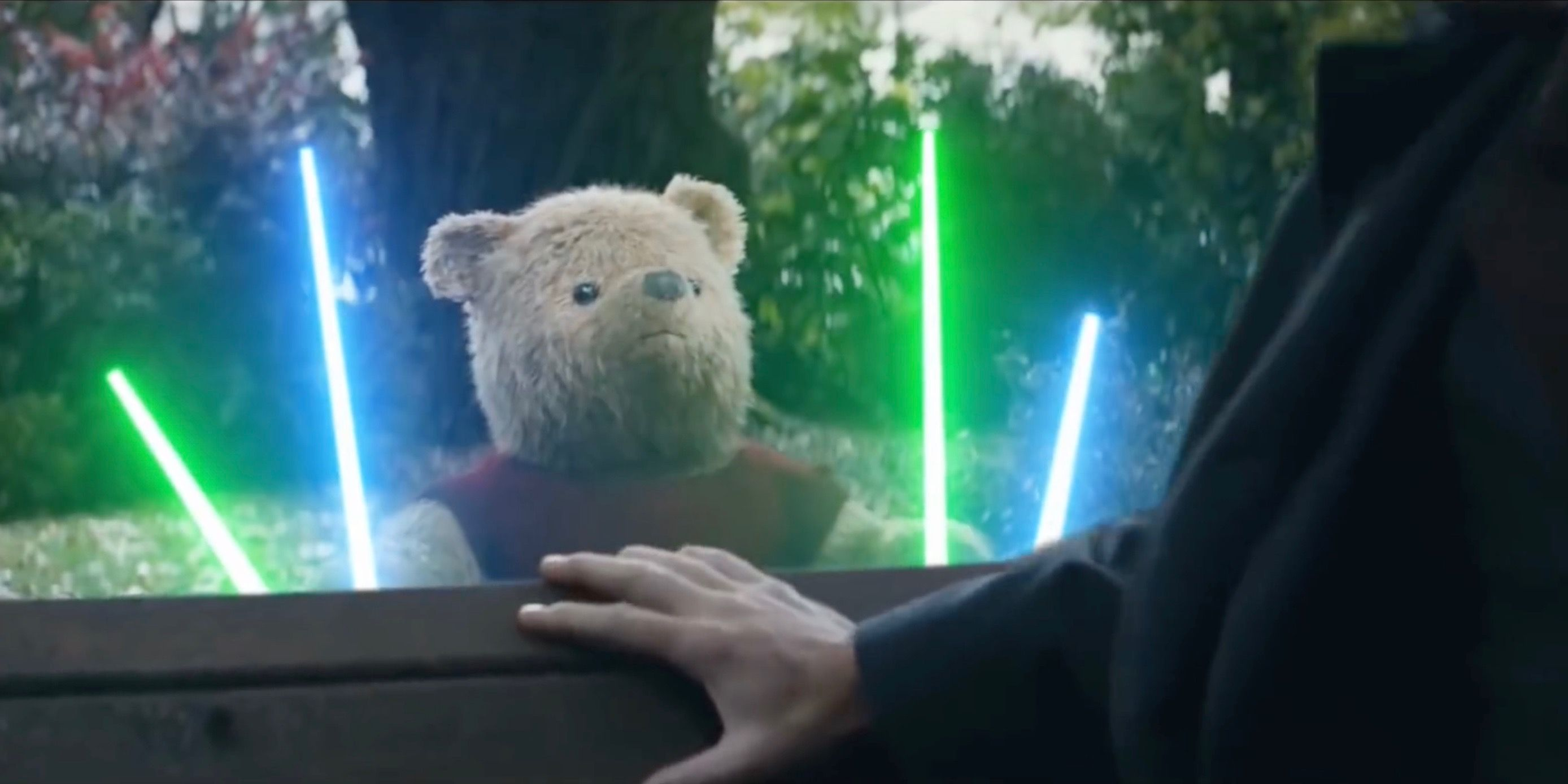 Winnie The Pooh Hunts Obi Wan In Awesome Viral Video