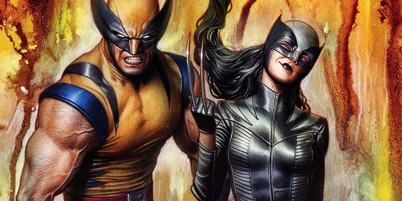 X-23 is Wolverine's Daughter, Not Just His Clone | Screen Rant