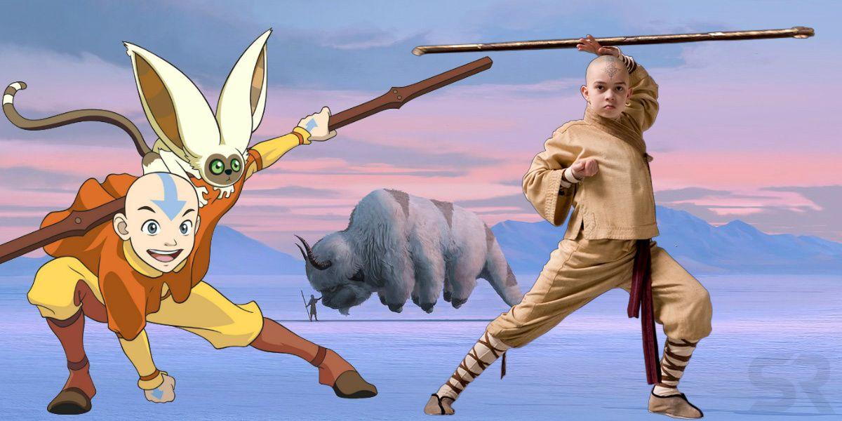 Netflix S Avatar The Last Airbender Can Fix Shyamalan S Failure
