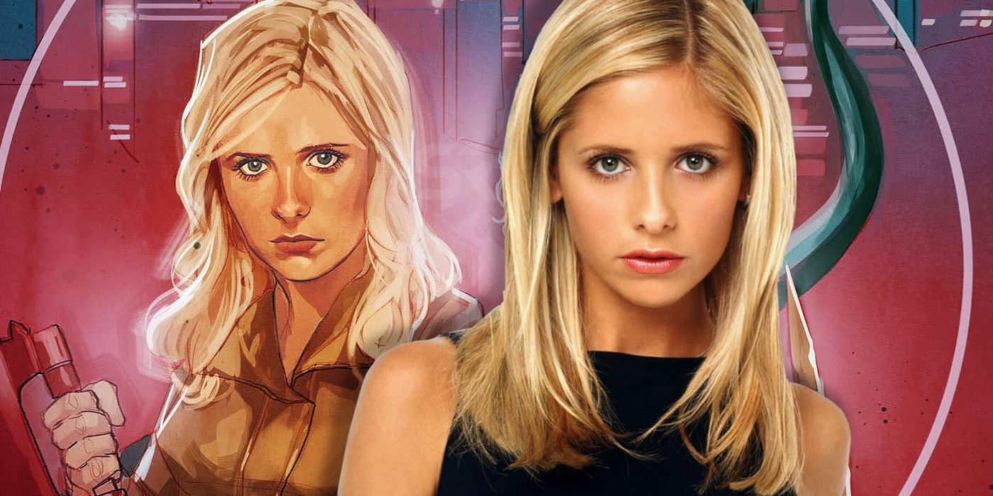Venom Writer Wants To Tell Buffy's 'Lost Slayer' Story