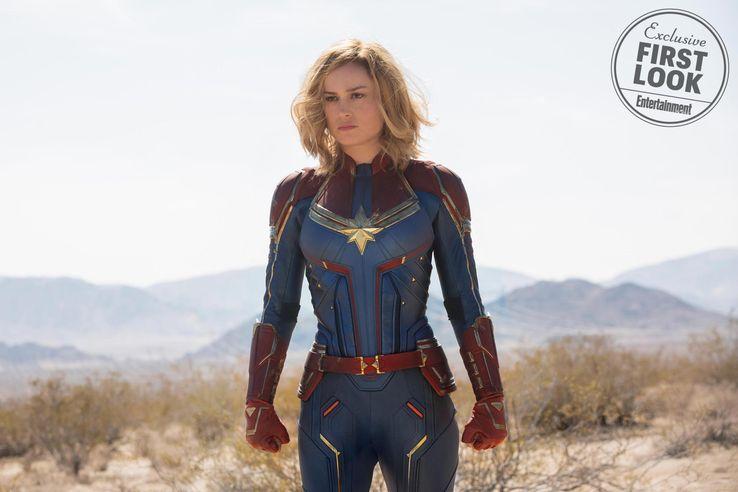 https://static0.srcdn.com/wordpress/wp-content/uploads/2018/09/Captain-Marvel-Brie-Larson-Suit-EW.jpg?q=50&fit=crop&w=738&dpr=1.5