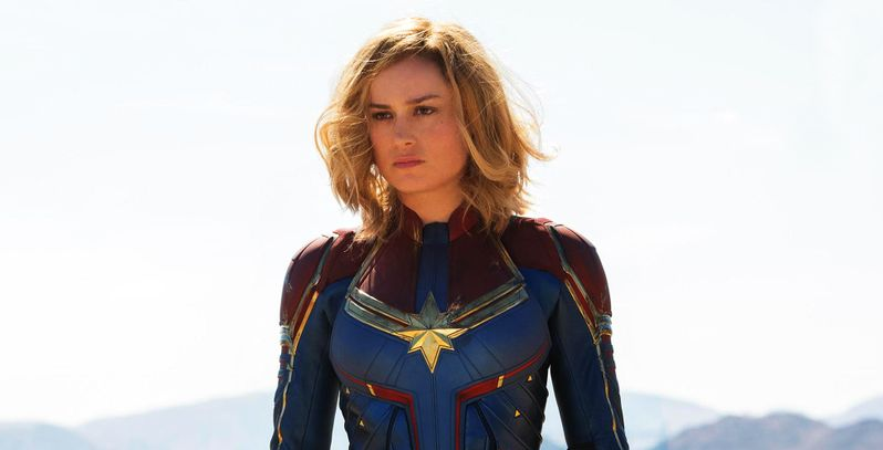 Captain Marvel Movie: FIRST Trailer Released | Screen Rant