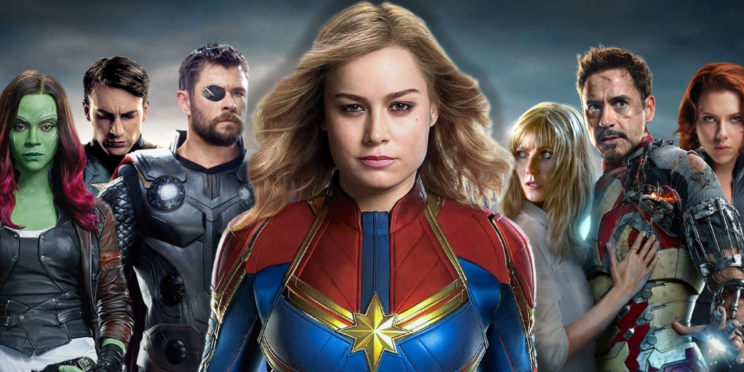 captain marvel movie officially takes place in 1995 | screenrant